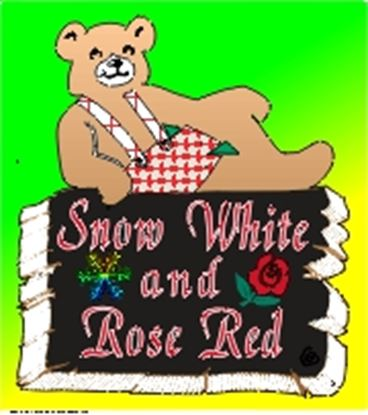 Picture of Snow White And Rose Red cover art.