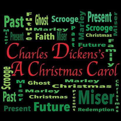 Picture of Charles Dickens's A Christmas cover art.
