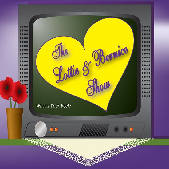 Picture of Lottie & Bernice Show cover art.