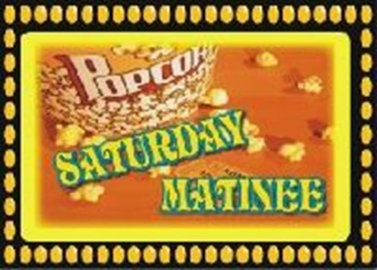 Picture of Saturday Matinee cover art.