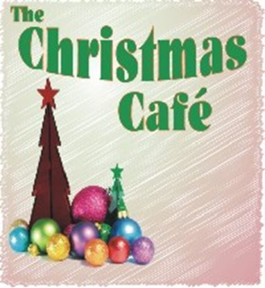 Picture of Christmas Cafe cover art.
