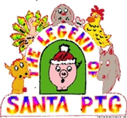 Picture of Legend Of Santa Pig cover art.
