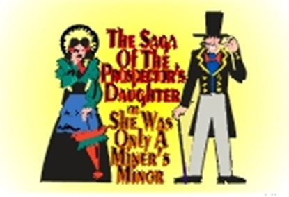 Picture of Saga Of Prospector's Daughter cover art.