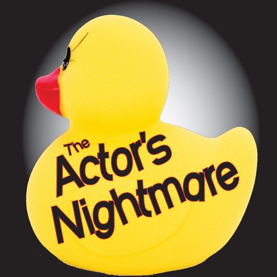 Picture of Actor's Nightmare, The cover art.