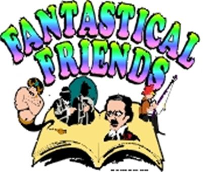 Picture of Fantastical Friends cover art.
