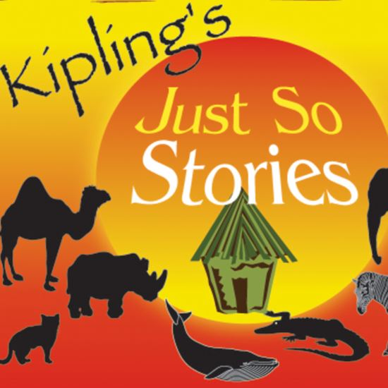 Picture of Kipling's Just So Stories cover art.
