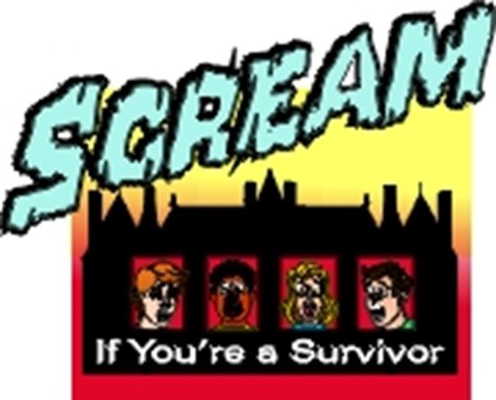 Picture of Scream If You're A Survivor cover art.