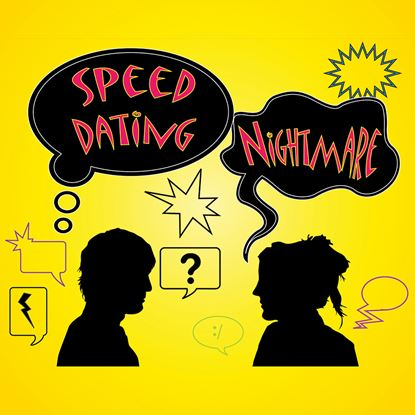 Picture of Speed Dating Nightmare cover art.