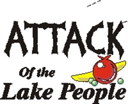 Picture of Attack Of The Lake People cover art.