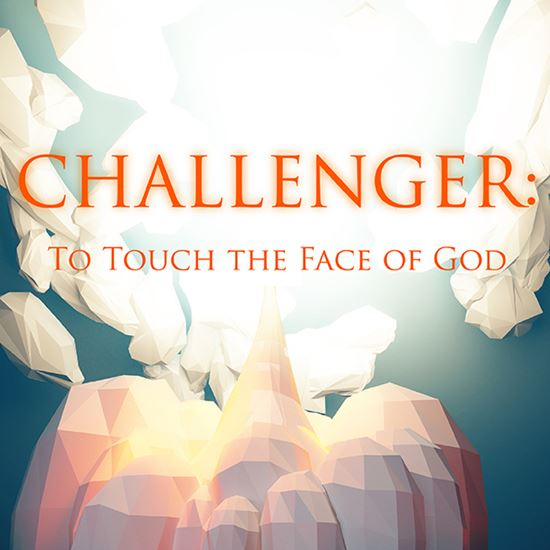 Picture of Challenger: To Touch... cover art.