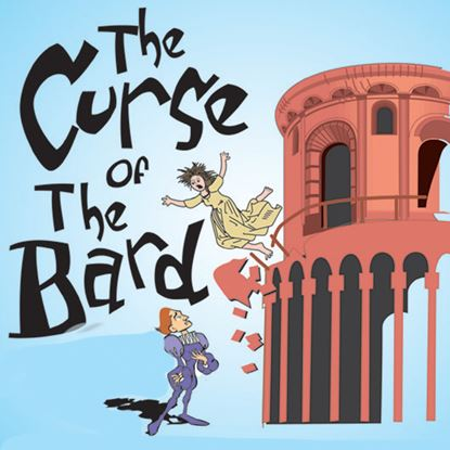 Picture of Curse Of The Bard cover art.