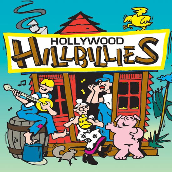 Picture of Hollywood Hillbillies(Musical) cover art.
