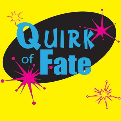 Picture of Quirk Of Fate cover art.