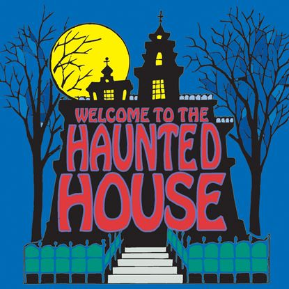 Picture of Welcome To The Haunted House cover art.