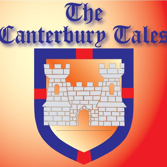 Picture of Canterbury Tales cover art.