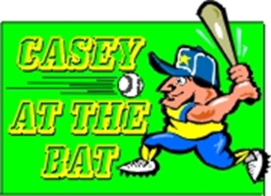 Picture of Casey At The Bat cover art.