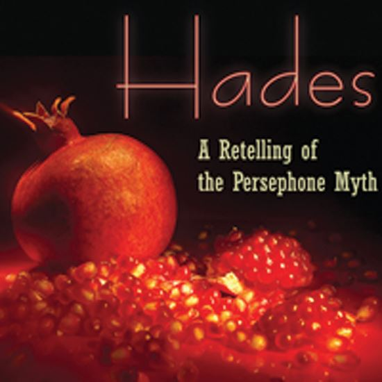 Picture of Hades-A Retelling...Persephone cover art.