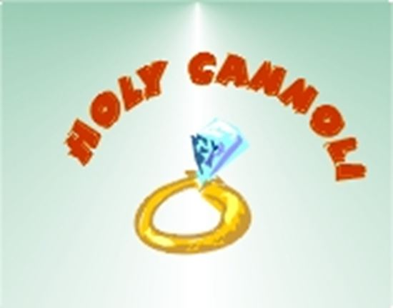 Picture of Holy Cannoli cover art.