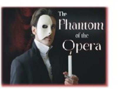 Picture of Phantom Of The Opera cover art.