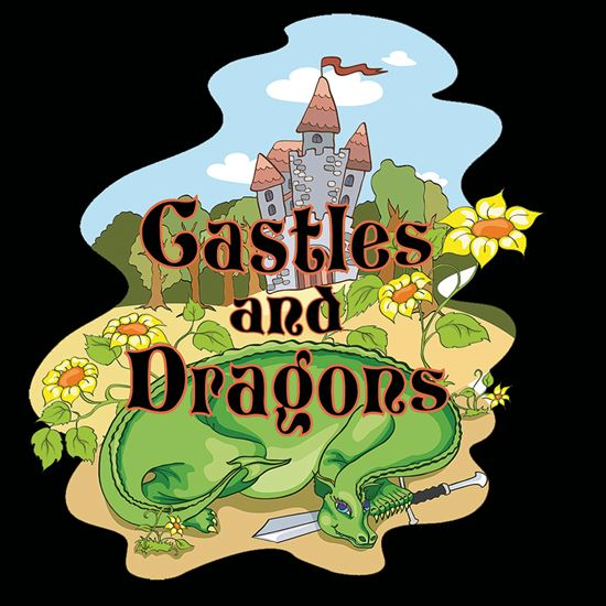 Picture of Castles And Dragons cover art.