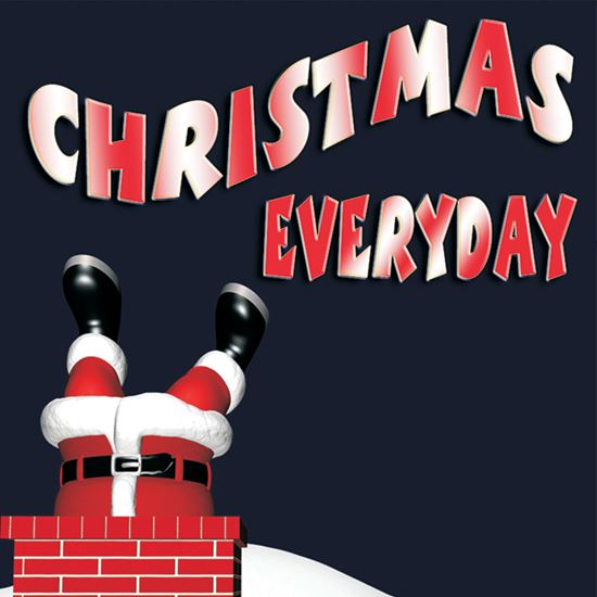 Picture of Christmas Every Day cover art.