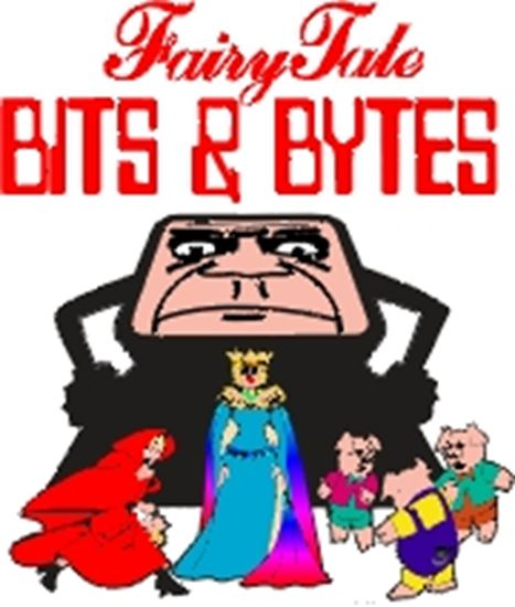 Picture of Fairy Tale Bits & Bytes cover art.