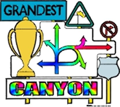 Picture of Grandest Canyon cover art.