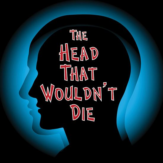 Picture of Head That Wouldn't Die cover art.