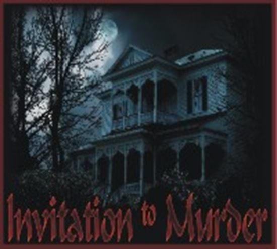 Picture of Invitation To Murder cover art.