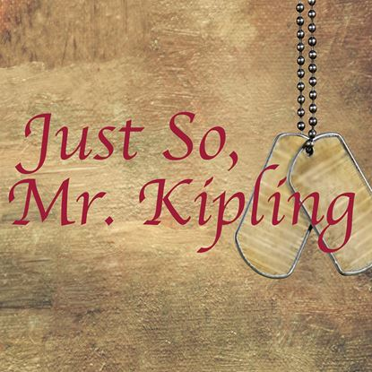 Picture of Just So, Mr. Kipling cover art.