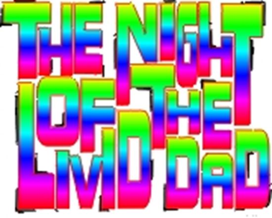 Picture of Night Of The Livid Dad cover art.