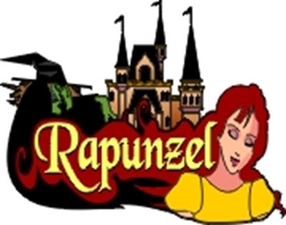 Picture of Rapunzel cover art.
