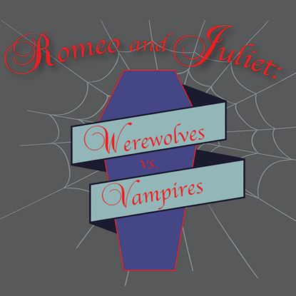 Picture of Romeo & Juliet: Werewolves.... cover art.