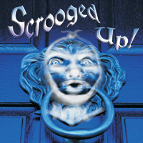 Picture of Scrooged Up! cover art.