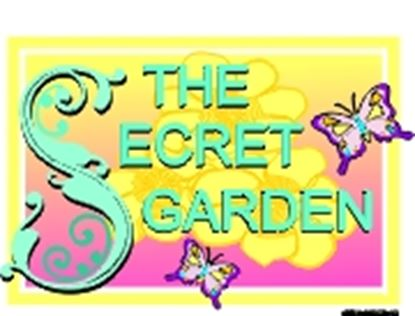 Picture of Secret Garden cover art.