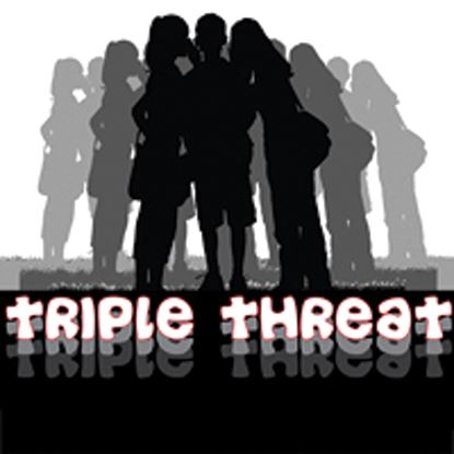 Picture of Triple Threat cover art.