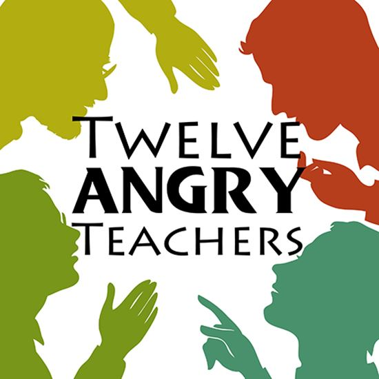 Picture of Twelve Angry Teachers cover art.