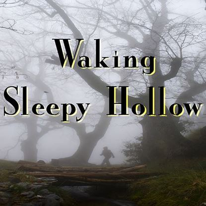 Picture of Waking Sleepy Hollow cover art.