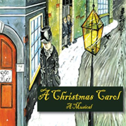 Picture of Christmas Carol -Davis/Murdock cover art.