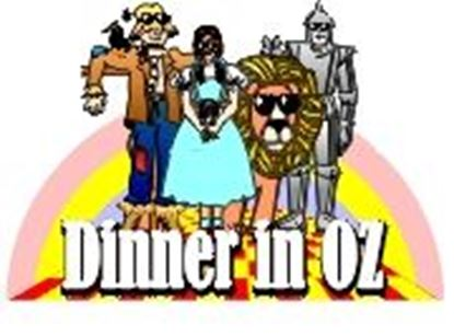 Picture of Dinner In Oz cover art.