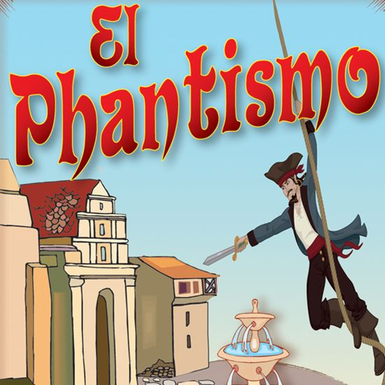 Picture of El Phantismo cover art.
