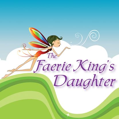 Picture of Faerie King's Daughter cover art.