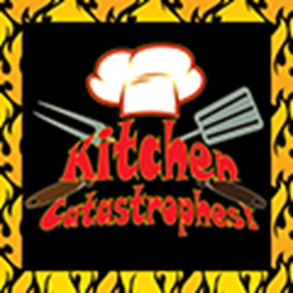 Picture of Kitchen Catastrophes! cover art.