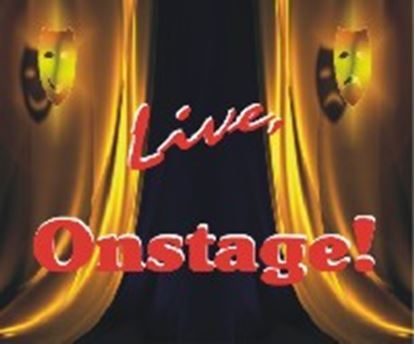 Picture of Live, Onstage! cover art.