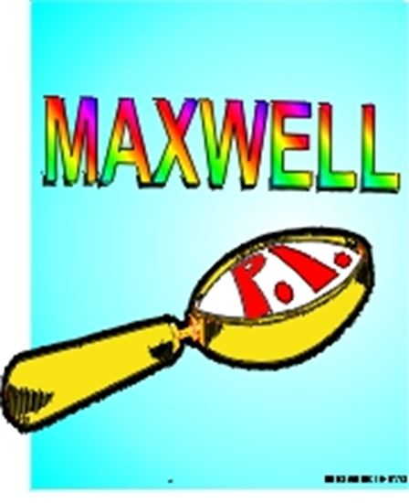 Picture of Maxwell, P.I. cover art.
