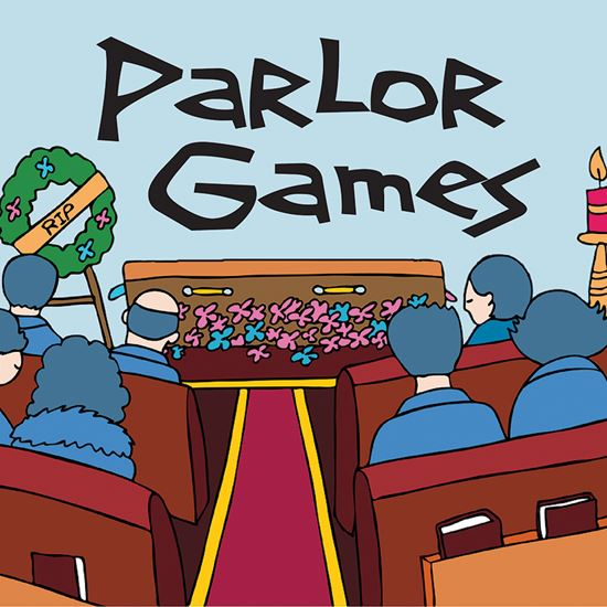Picture of Parlor Games cover art.