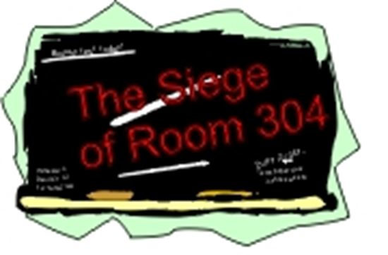 Picture of Siege Of Room 304 cover art.
