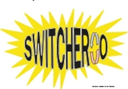 Picture of Switcheroo cover art.
