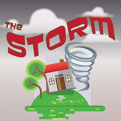 Picture of The Storm cover art.
