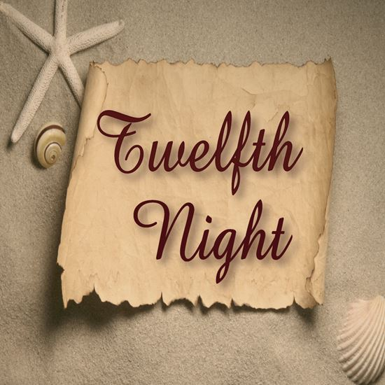 Picture of Twelfth Night cover art.